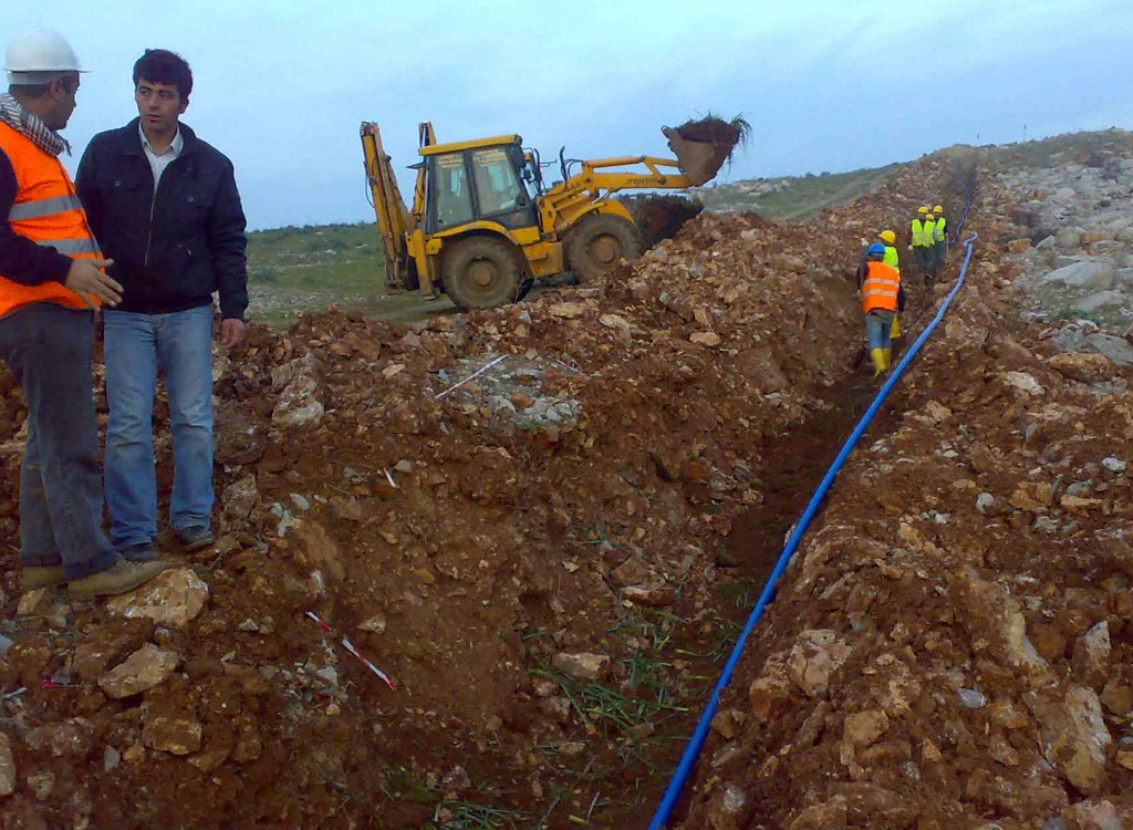 BOTAS PIPELINE PROJECT